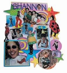 Shannon custom birthday jigsaw puzzle